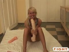 Hot Polish babe enjoys anal sex with a big fat dick, Snap- Tina69000 Thumb