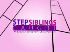 StepSiblingsCaught - Cumming Inside My StepSis During Movie! S8:E1 Thumb