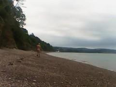 nude on the beach.avi Thumb
