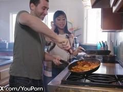 EroticaX James Deen & Jade Kush Romantic Playful Afternoon Thumb