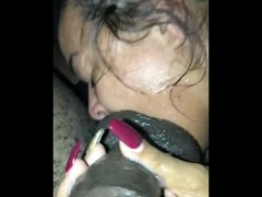 Gagging slut Thumb
