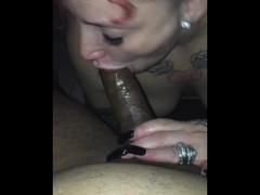 POV wifey cheating on hubby with BBC Thumb