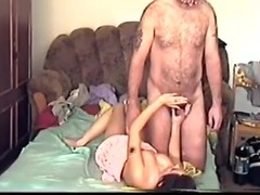 real amateur polish kate fucked in different positions by old guy on hidden camera Thumb