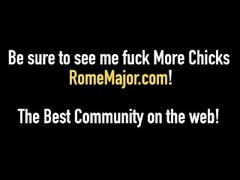 Blonde Fucktoy Leya Falcon Wrecked By BBC Rome Major! Thumb