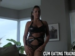 Cum Eating And CEI Femdom Porn Thumb
