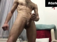 Turkish Huge Cum Big White Cock Thumb