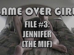 Game Over Girls: File #3 - Jennifer (The MIF) Thumb