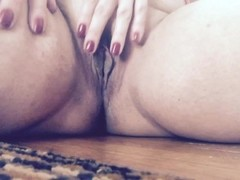 Carlycurvy opens legs to play with pussy and talk dirty Thumb