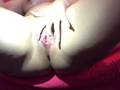 Horny amateur Muslim closeup pussy play and fingering homemade Thumb