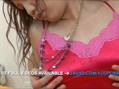 Asian-Japanese-JAV girl Mirai Mugen japanese model sex - MORE AT JAVHD.NET Thumb