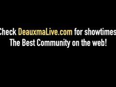 Texas Cougar Deauxma & Ashlee Chambers Fuck Big Black Cock! Thumb