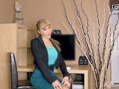 Katie Banks - Miss Secretary Thumb