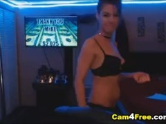 Kinky Chick Makes Her Sweet Pussy Wet Thumb