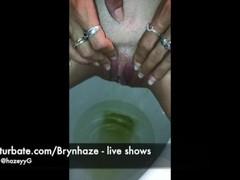 Hazel Pee Compilation Thumb