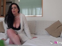 I fucked my son's friend and filmed it! BIg titted Sofia is back in action Thumb