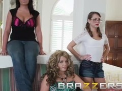 BRAZZERS - Cute teen Riley Reid gets All Dolled Up and Ready to Blow Johnny Sins Thumb
