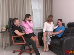 18videoz - Diana Dali - Vika Volkova - Girlfriends fucked like sluts Thumb