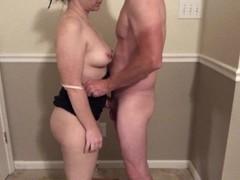 Mom Next Door cheats with her Boy Toy Thumb