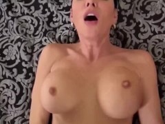 Spizoo - Milf Ava Adams is punished by Wolverine, big boobs & huge cock Thumb