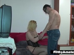 Orgy with two wives who get buggered and cum in the face Thumb