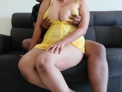 Karisma Bonus Scene 2 - Big Titty Indian Girlfriend Fucked at Home Thumb
