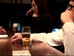 Japanese Suit Daddy in Bar Thumb