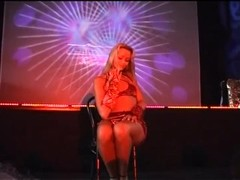 Strip Show, Nude On Stage, Public, Vintage 2000 Thumb