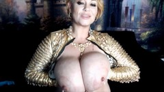 Dissolute bosomy celebrity Samantha exploding wet vagina Thumb