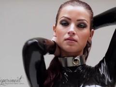 Gia Felino - Black Catsuit Thumb