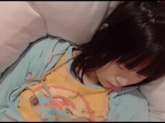 Japanese my 18yo teen bride for first night Thumb