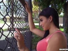 Petite Latina Takes 3 BBC's Thumb