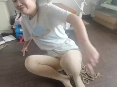 Bondage Orgasm Asian Chinese BDSM TienUp  00055 Thumb