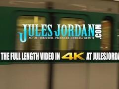 Jules Jordan - Busty European Babe Liya Silver Thumb