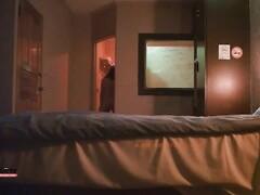 长屌哥洗浴会所800元选秀36F罩杯大胸美女技师服务啪啪技师精湛又给她多加点小费全力配合各种啪啪操的想走 Thumb