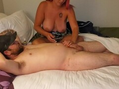 Cock massage with happy ending part 1 with Sukie Rae Thumb