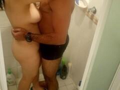 Couple shower sex. Thumb